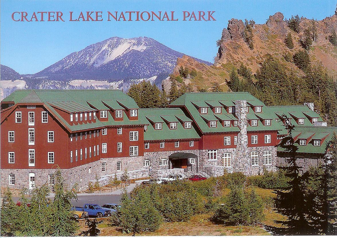 Crater Lake Oregon Lodging Hotel