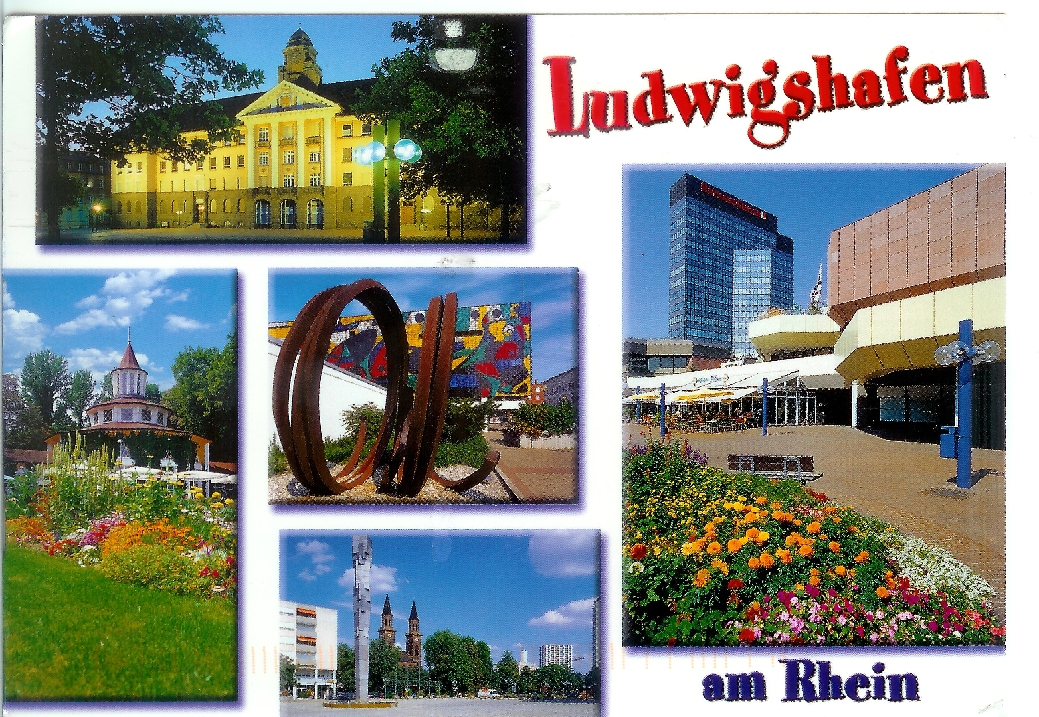 Ludwigshafen City - Germany HD Wallpapers and Photos  vivowallpapar.com