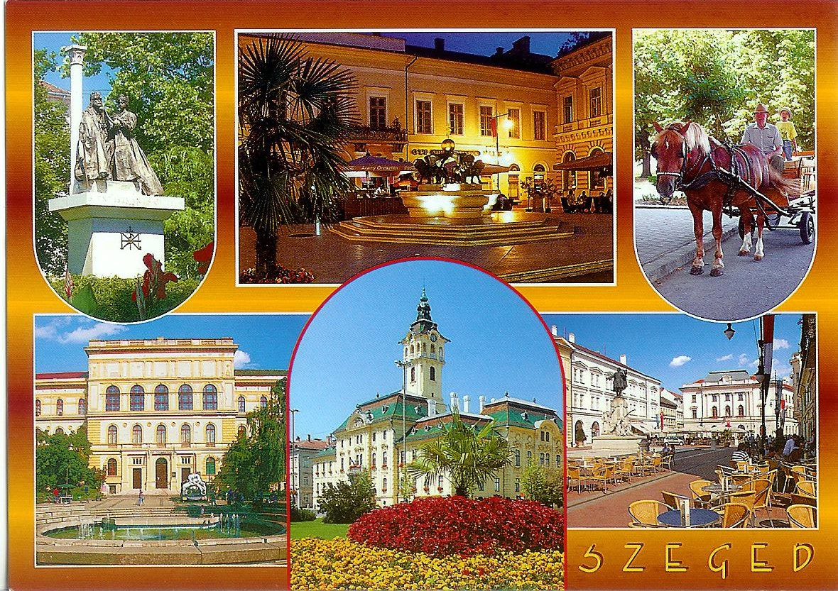 Szeged Hungary  city photos gallery : Szeged, Hungary