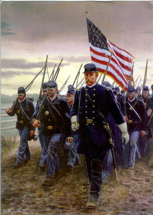 a biography of joshua l chamberlain and a history of the battle of gettysburg Cwpt's biography of union civil war joshua lawrence chamberlain is best known for his heroic participation in the battle of gettysburg chamberlain and his.