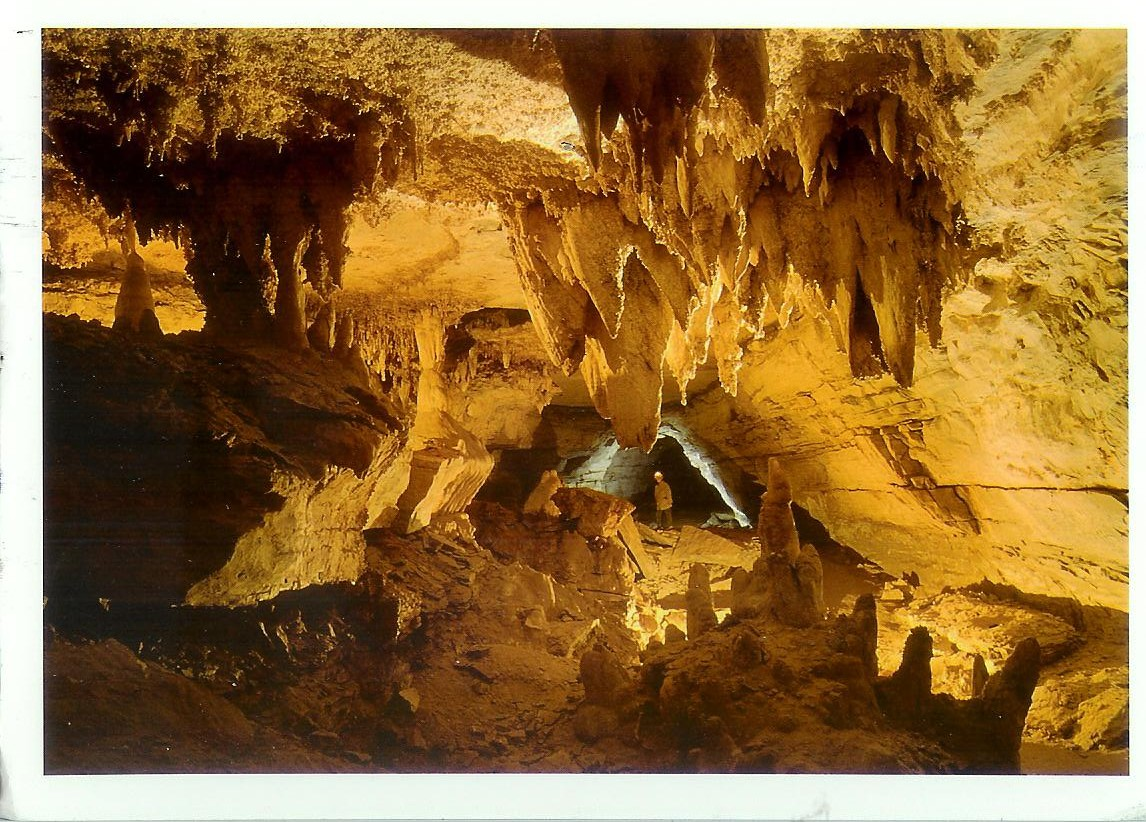 Cave City (KY) United States  city photos : Nativity Scene – Great Onyx Cave, Mammothe Cave National Park