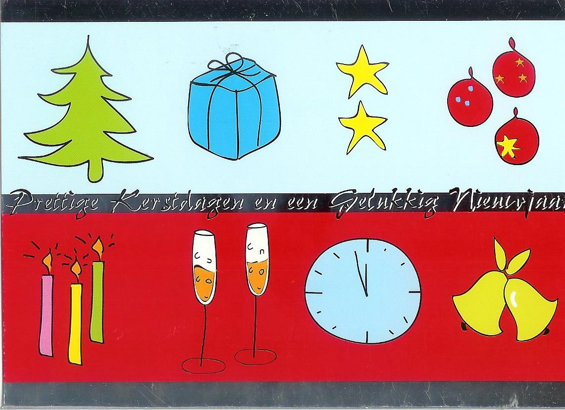 Netherlands remembering letters and postcards page 40 prettige kerstdagen kristyandbryce Choice Image