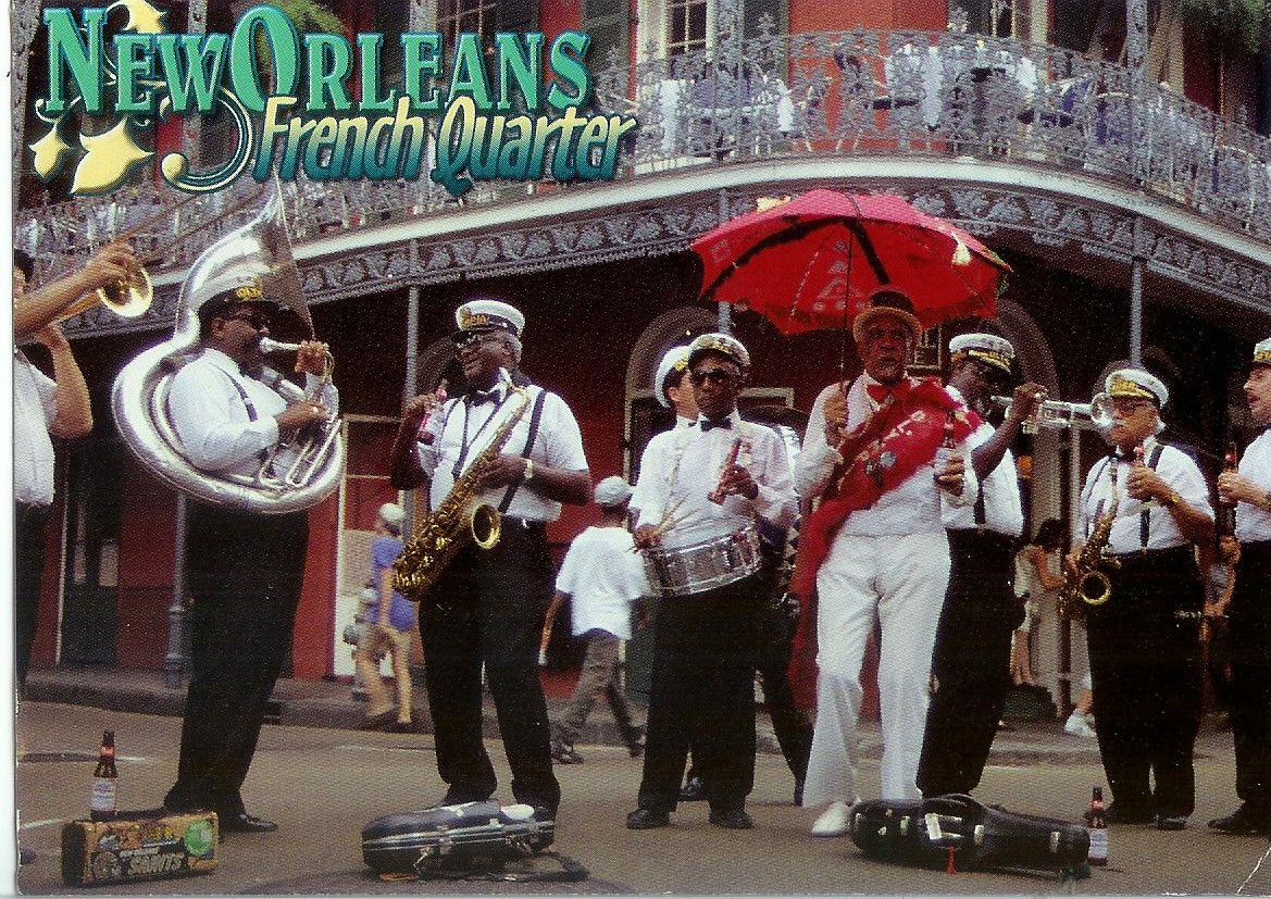jazz from new orleans