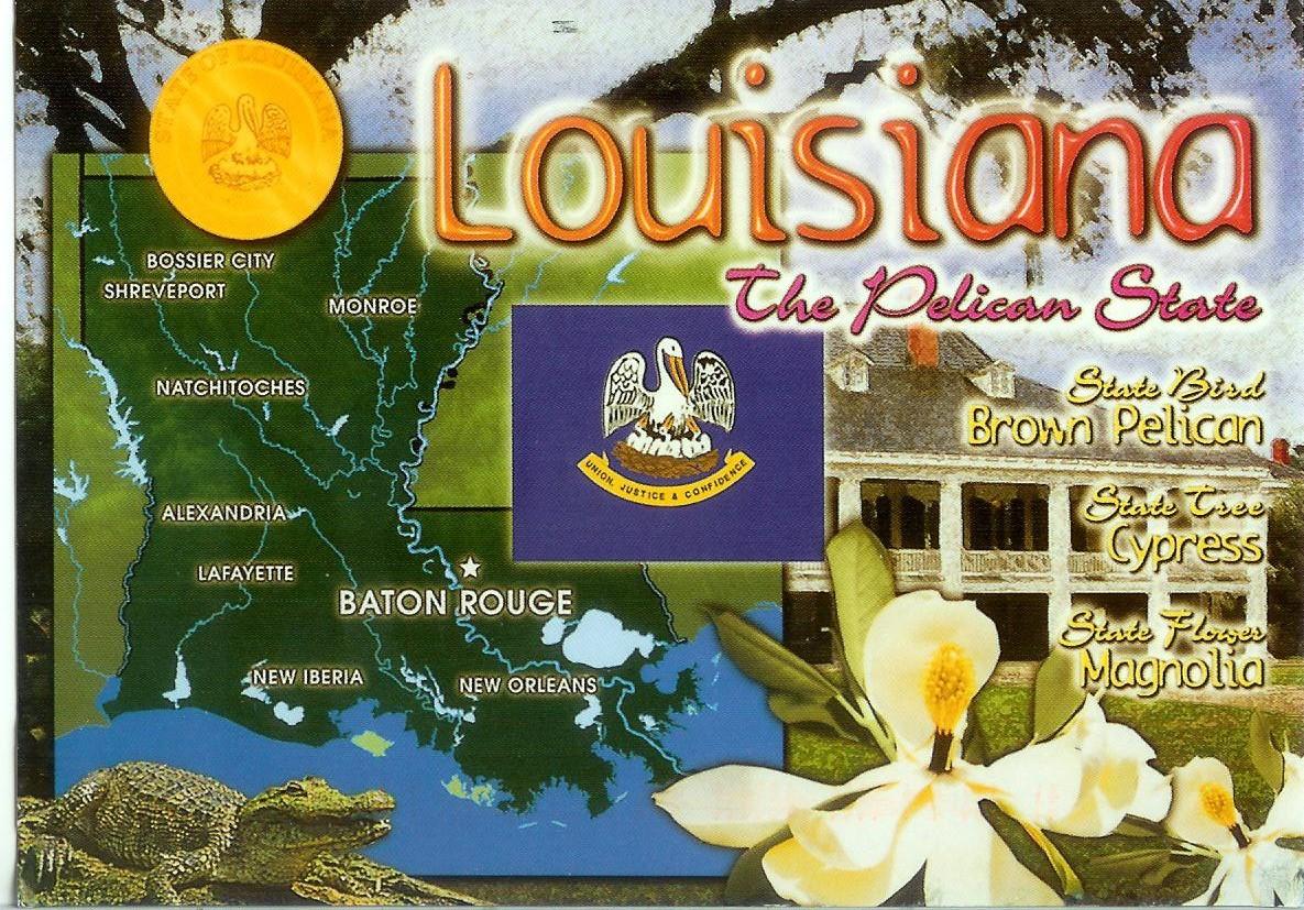 USA – Louisiana