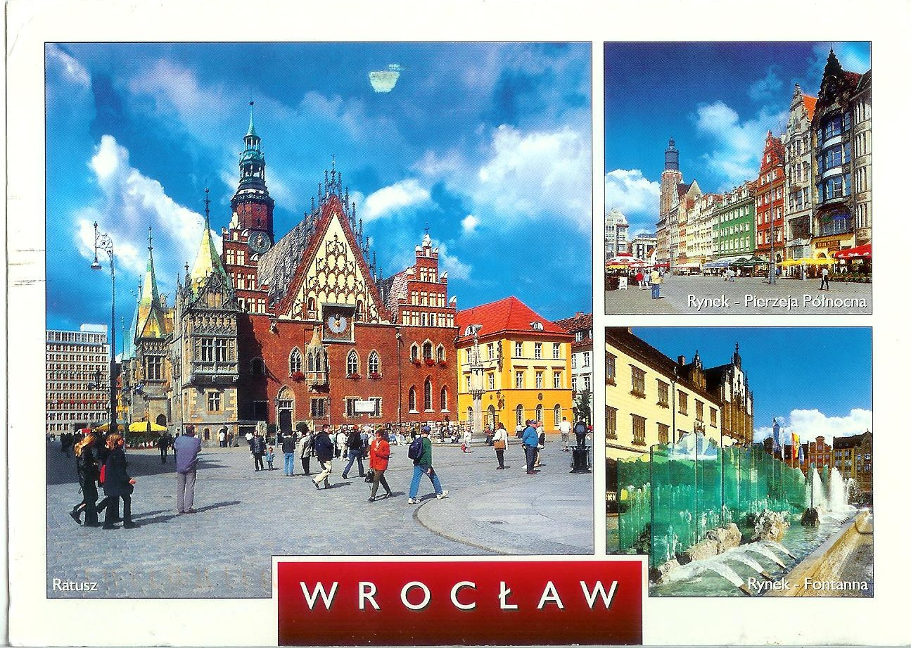 Wroclaw Poland  city images : Wroclaw, Poland | Remembering Letters and Postcards