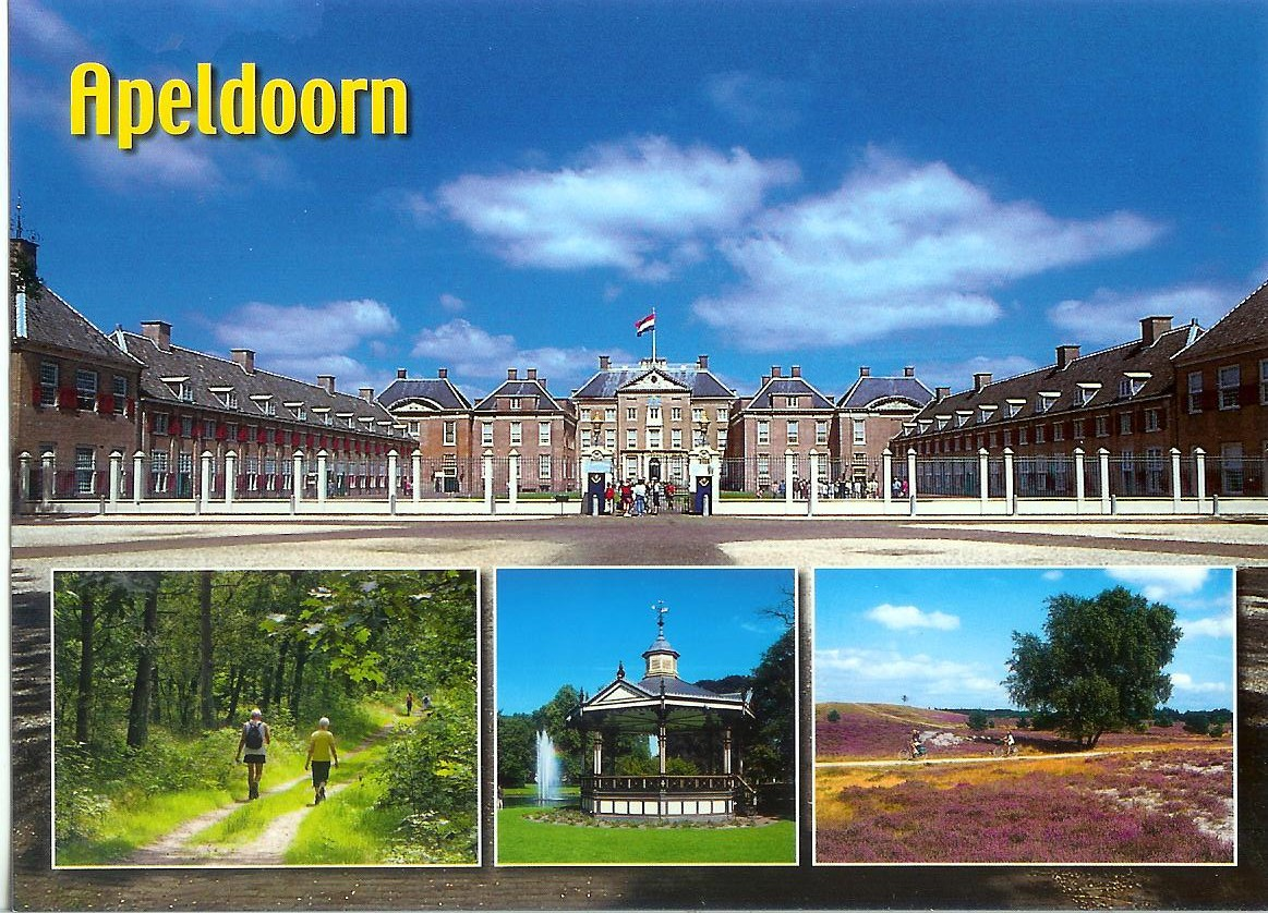 Apeldoorn Netherlands  City pictures : Apeldoorn, The Netherlands | Remembering Letters and Postcards