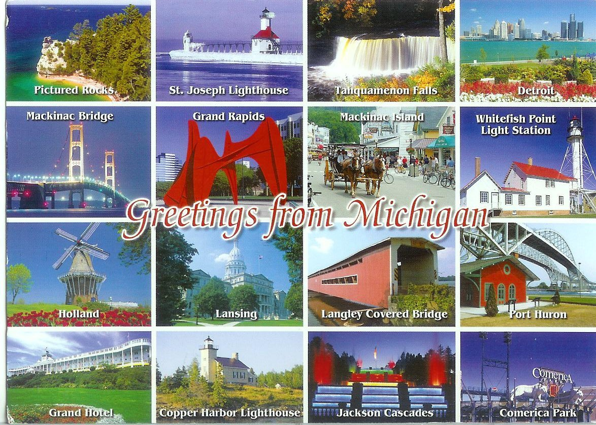 Greetings from michigan remembering letters and postcards greetings from michigan m4hsunfo