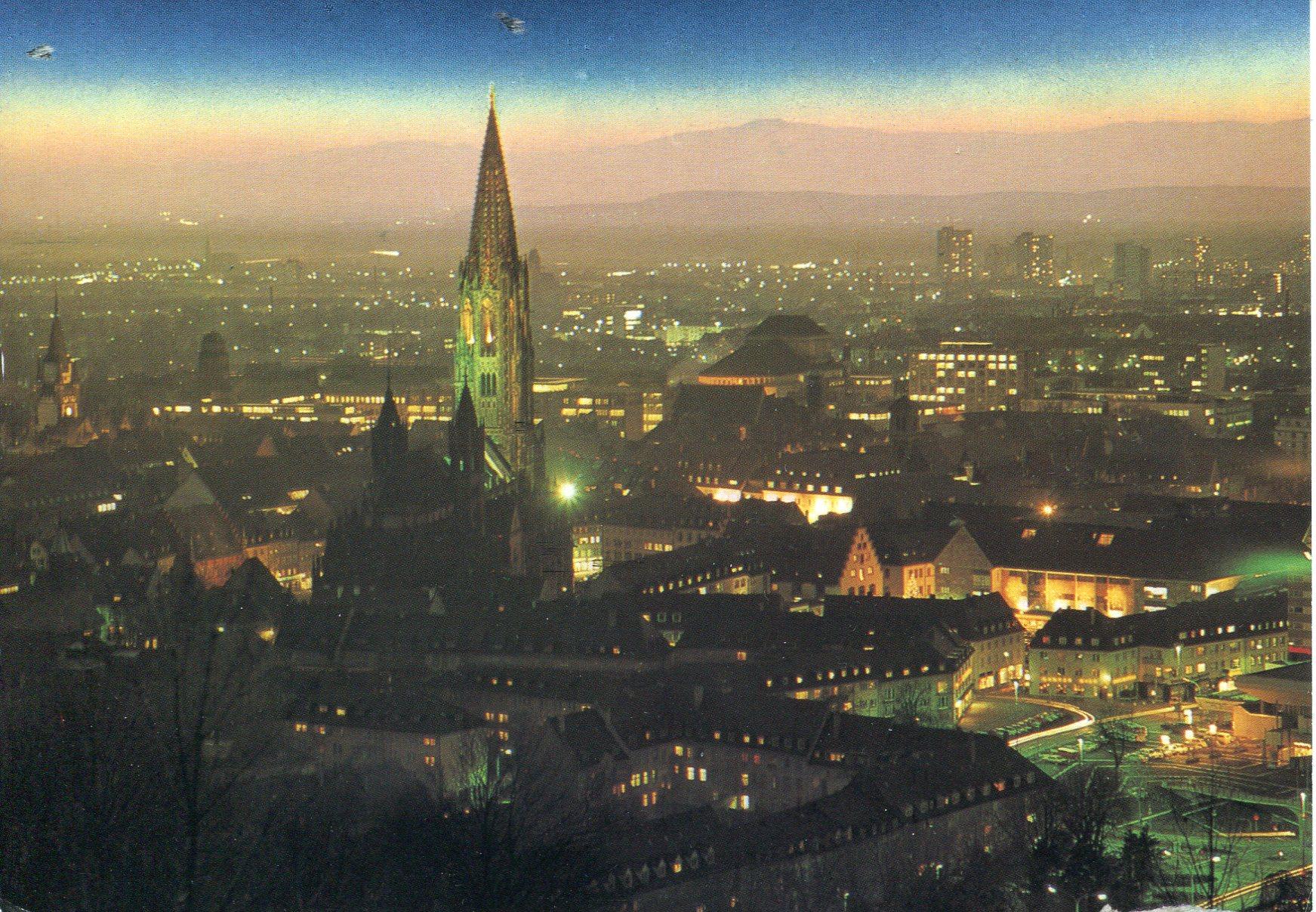 Freiburg im Breisgau Germany  city photo : Freiburg im Breisgau, Germany | Remembering Letters and Postcards