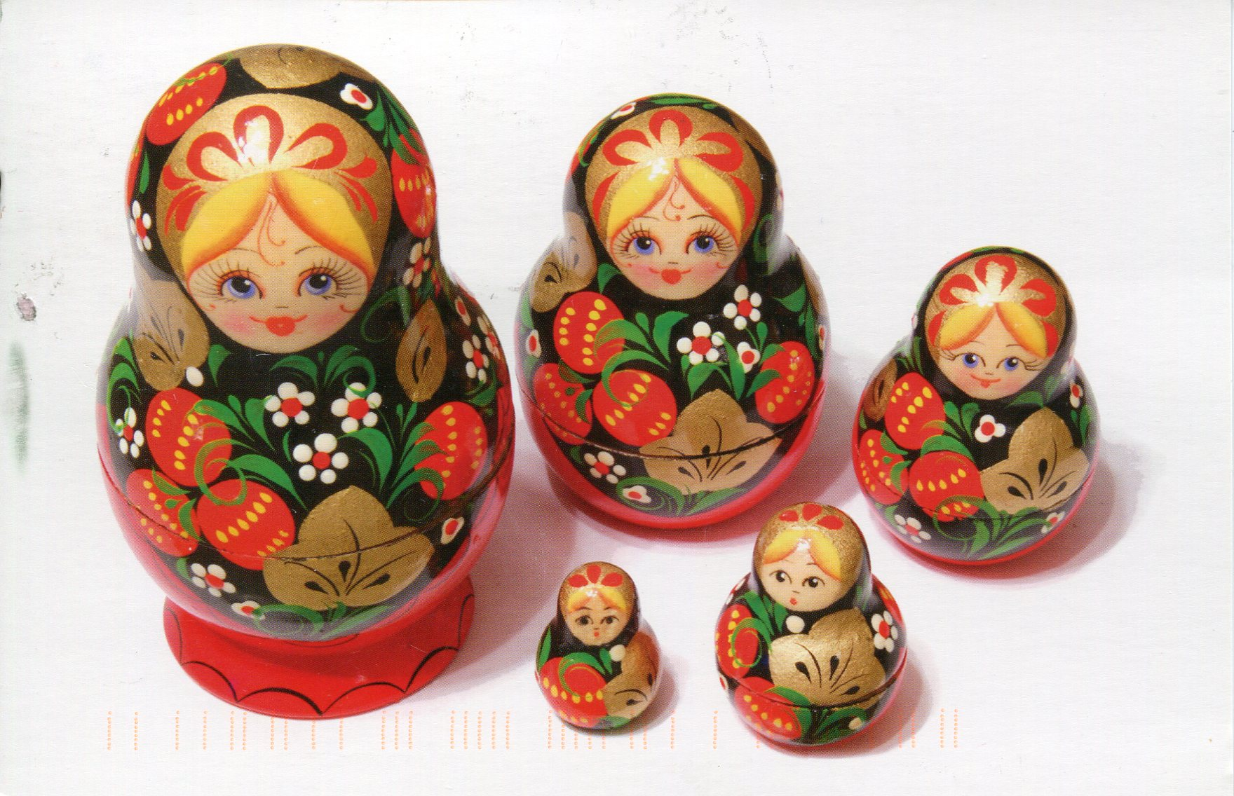Matryoshka Dolls | Remembering Letters and Postcards: https://rememberingletters.wordpress.com/2012/04/27/matryoshka-dolls