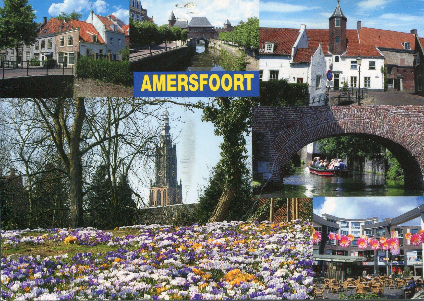 Amersfoort Netherlands  city photos : Amersfoort, Netherlands | Remembering Letters and Postcards