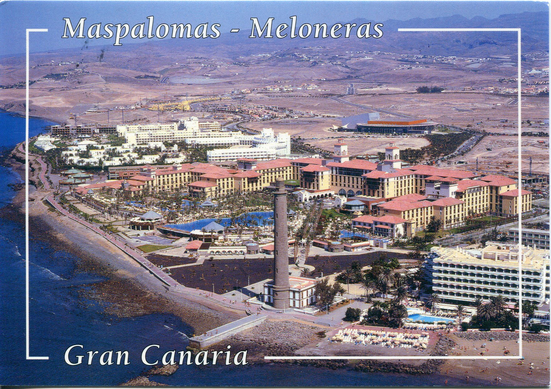 Maspalomas Beach Restaurants