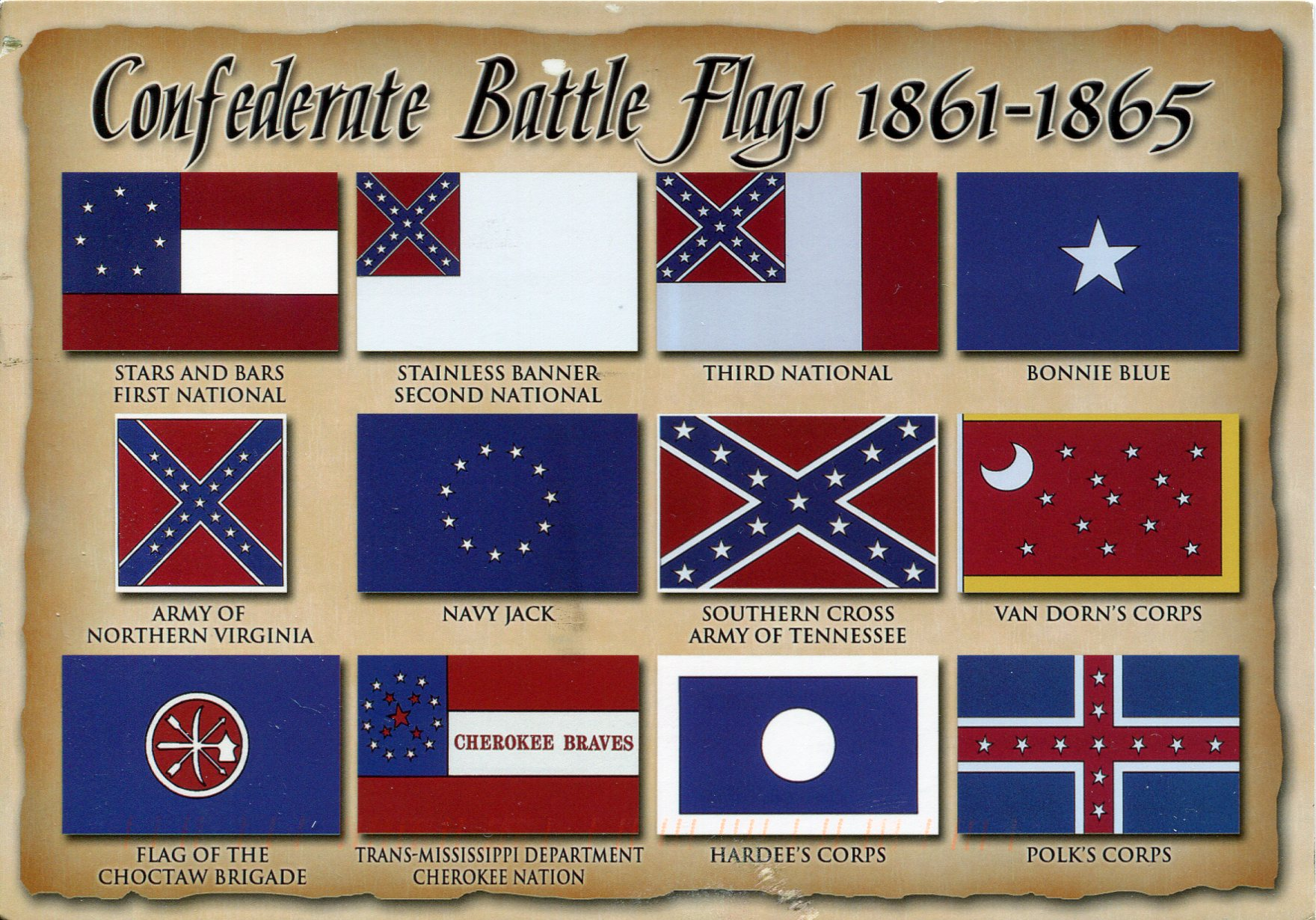confederate flag state