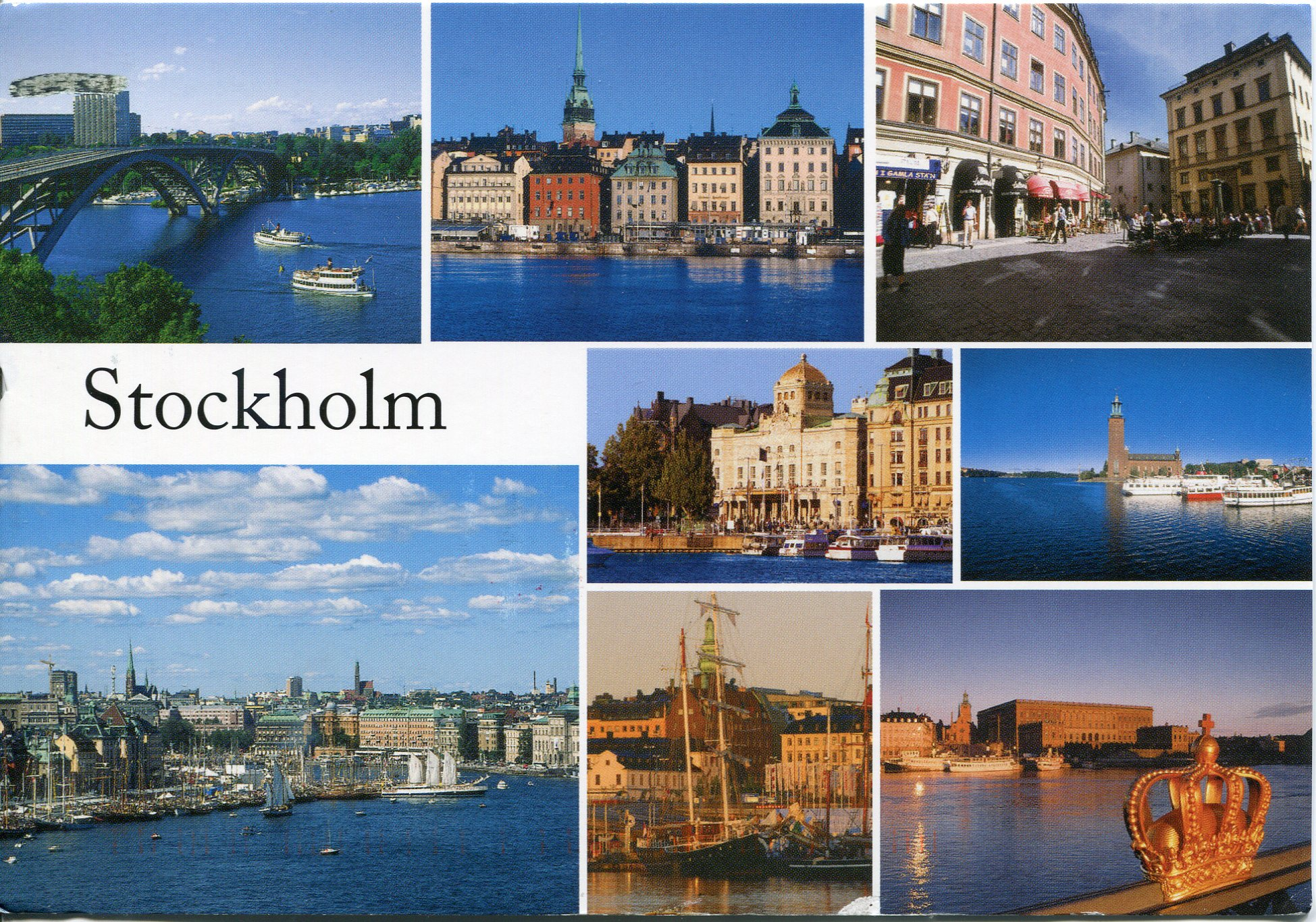 Stockholm, Sweden | Remembering Letters and Postcards