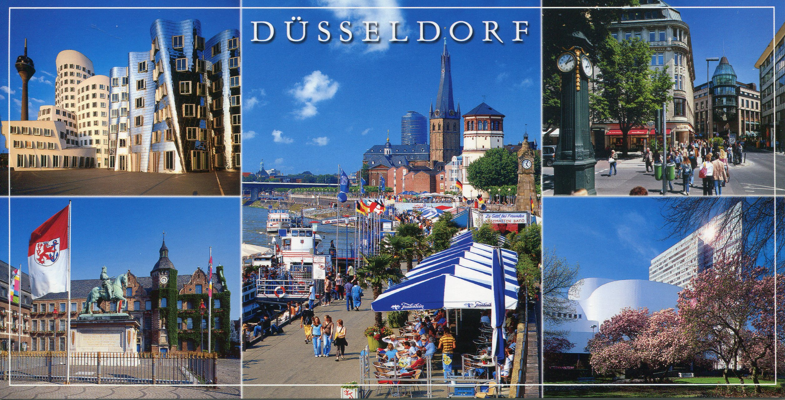 Dusseldorf Germany  city photos gallery : Germany Dusseldorf
