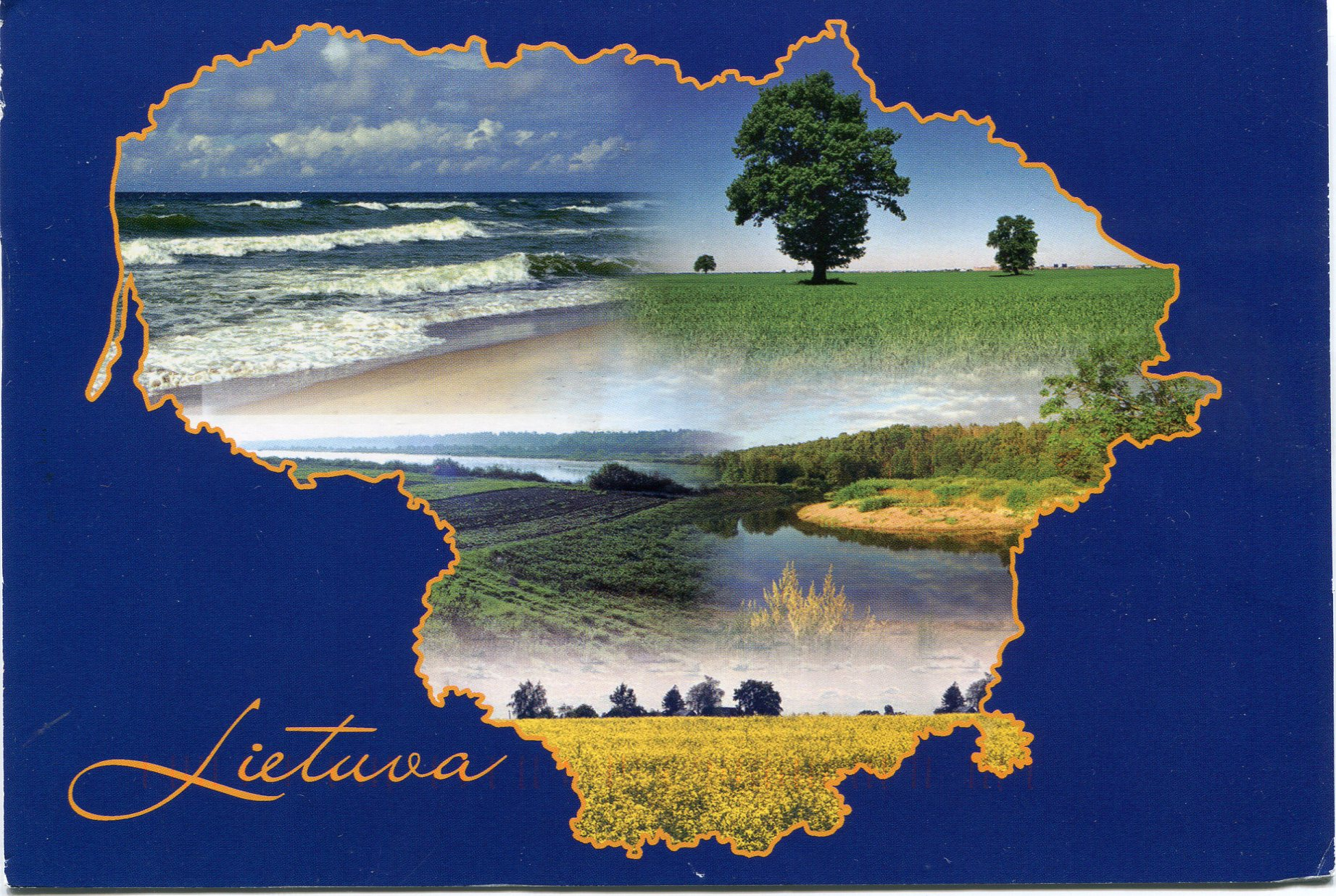 *Lithuania | Remembering Letters and Postcards
