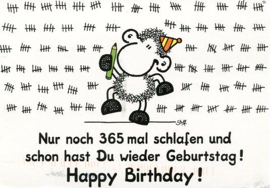 Austria - Happy Birthday