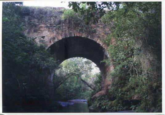 Brazil - Ponte do Falcao