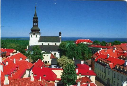 Estonia - St Mary's Church