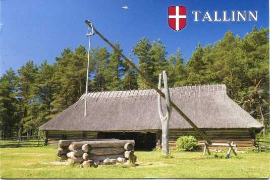 Estonia - Tallinn - Open Air Museum