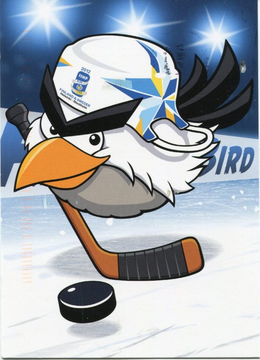 Finland - Hockey Bird