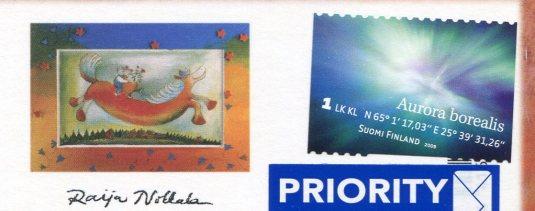 Finland - Nokkala - Muotinaytos stamps