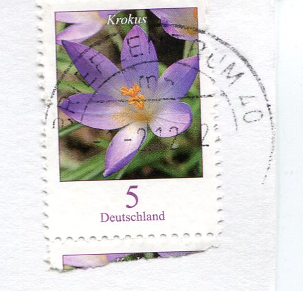 Germany - Grey Cat stamps