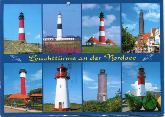 Germany - North Sea Lighthouses