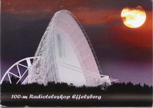 Germany - Telescope