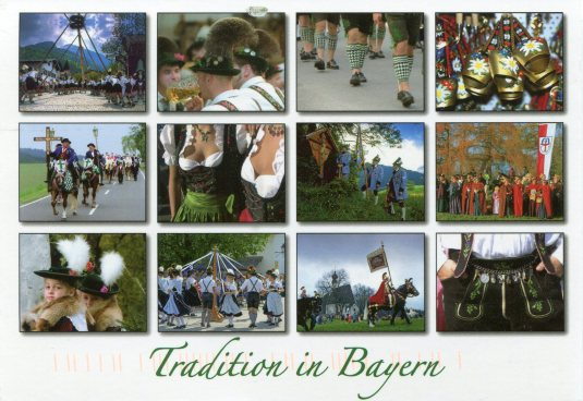 Germany - Tradition in Bayern