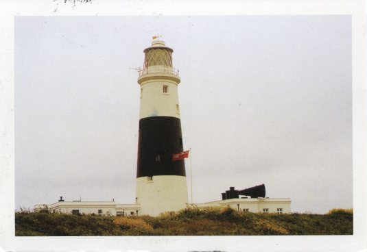 Guernsey - Alderney Lighthouse