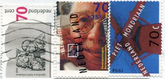 Netherlands - Alkmaar stamps