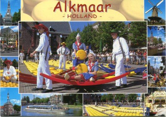 Netherlands - Alkmaar