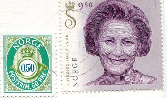 Norway - Alesund stamps