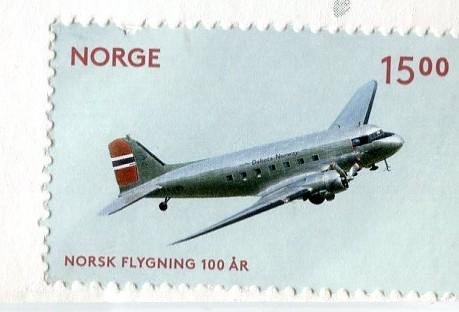 Norway - Geiranger-Trollstigen stamps