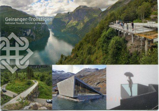 Norway - Geiranger-Trollstigen