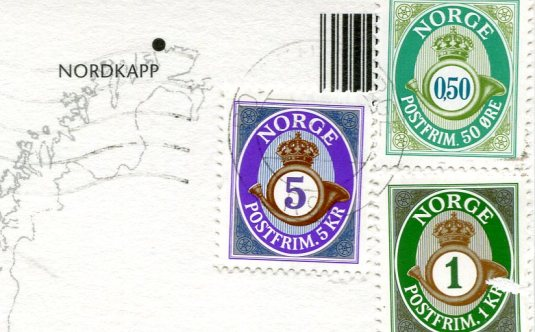 Norway - Jugendbyen Alesund stamps 1