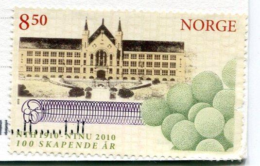 Norway - Jugendbyen Alesund stamps 2