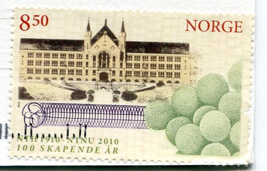 Norway - Jugendbyen Alesund stamps 2