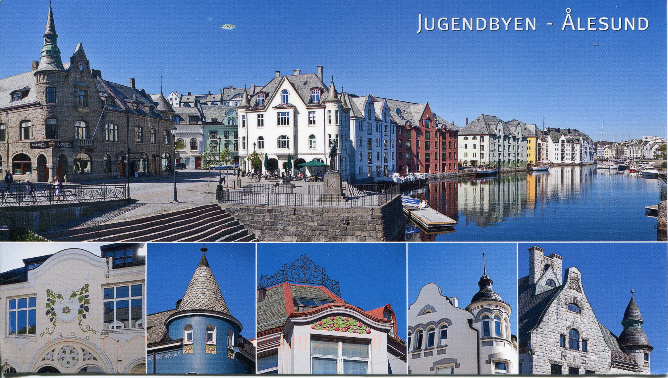 Norway – Jugendbyen Alesund | Remembering Letters and ...