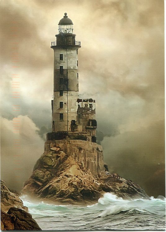 Russia - Lighthouse Aniva