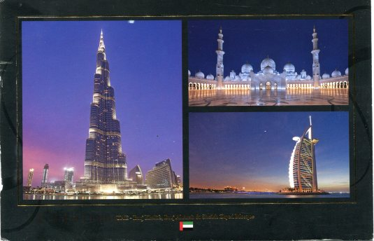 UAE - Buildings