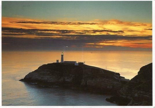 UK - South Stack Lighthouse