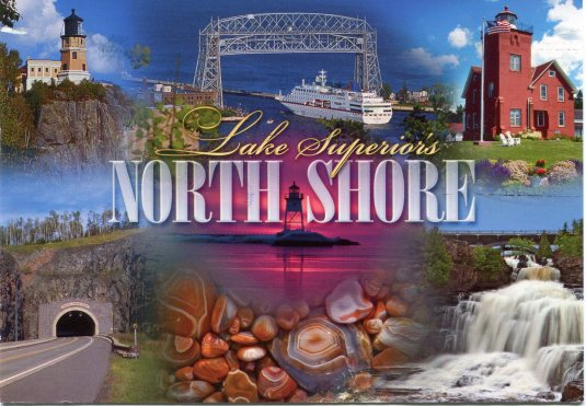 USA - Minnesota - Lake Superior North Shore
