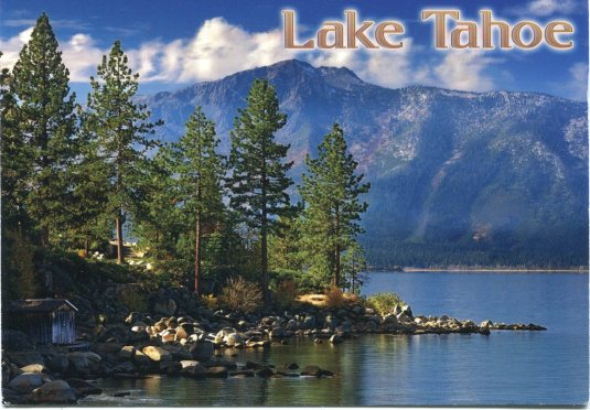 USA - Nevada - Lake Tahoe