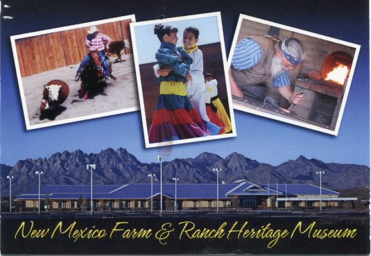 USA - New Mexico - Farm and Ranch Museum