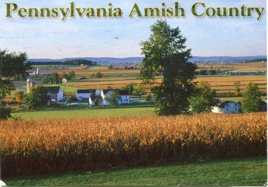 USA - Pennsylvania - Amish Country