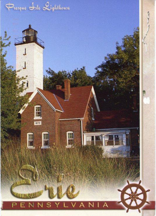 USA - Pennsylvania - Presque Isle Lighthouse