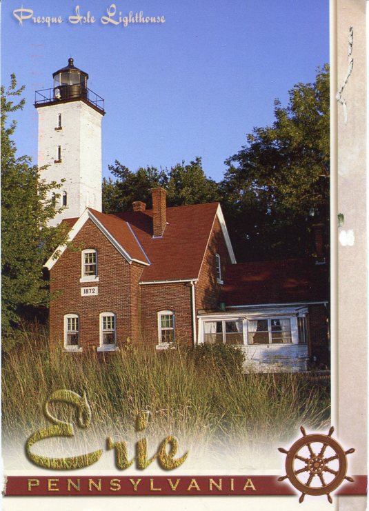 USA - Pennsylvania - Presque Isle Lighthouse