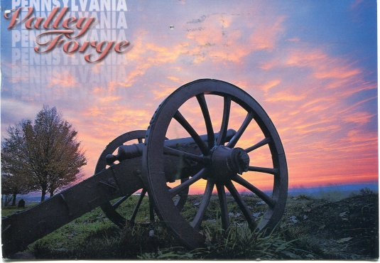 USA - Pennsylvania - Valley Forge