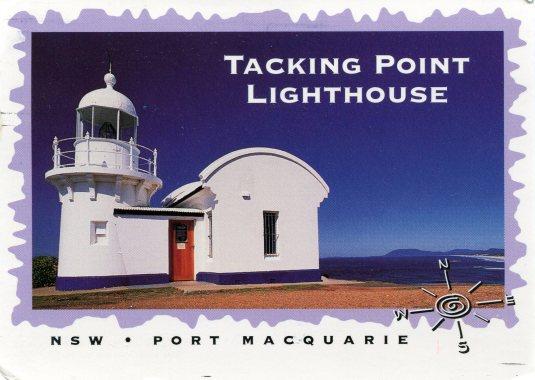Australia - Tacking Point Lighthouse